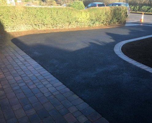 Driveway Transformation in Ocbrook