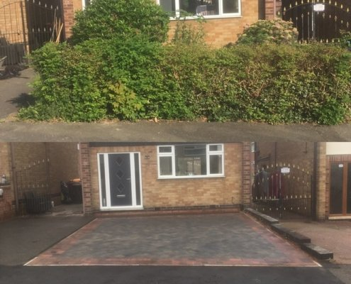 Block Paving Installation Ilkeston Derbyshire
