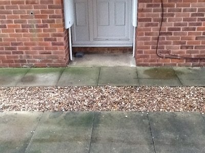 remove old slabs
