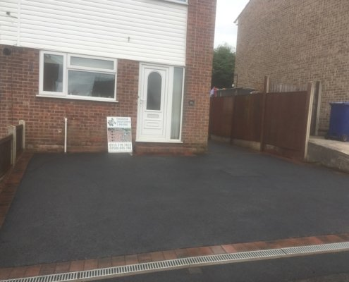 Tarmac Driveway and Garden Patio Ilkeston