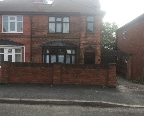 Driveway and Off Road Parking In Ilkeston Derbyshire