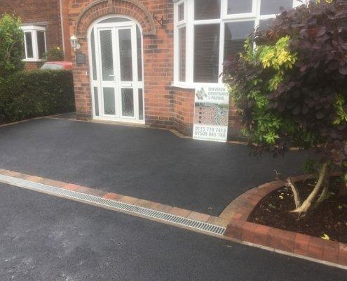 Tarmac Drive Installation Marehay Ripley