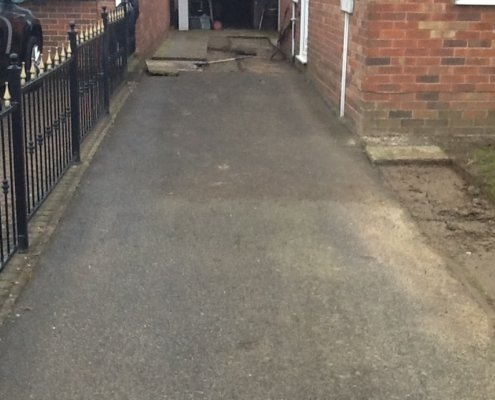 Tarmac Driveway Installation Kirk Hallam Ilkeston Derbyshire